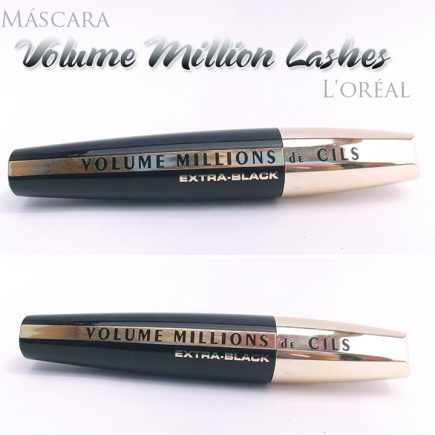 Resenha: Máscara Volume Million Lashes – L'oréal