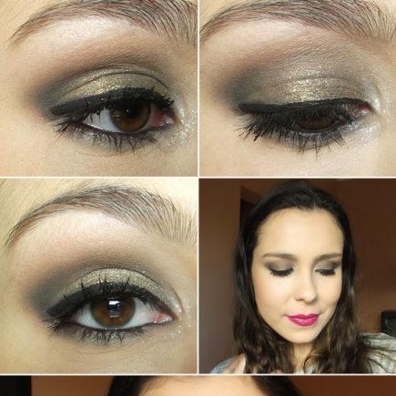 Swatch | Pigmento HD Marrom – Yes! Cosmetics