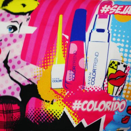 Coleção Pop Art ! ColorTrend