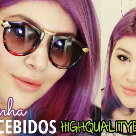 Vídeo + Review / #curtinha Recebidos HighQualityBuy
