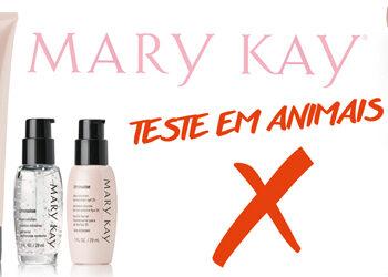 Mary Kay – Marca testa produtos ou não em animais?