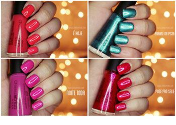Novos esmaltes Color Trend – Trendy