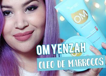 Linha OM Óleo de Marrocos – Yenzah