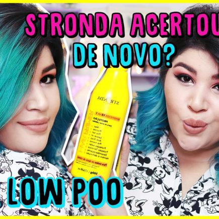 HAIR PRIMER NO POO DA STRONDA