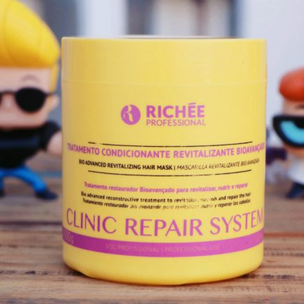 💛Resenha Máscara Clinic Repair System da Richée