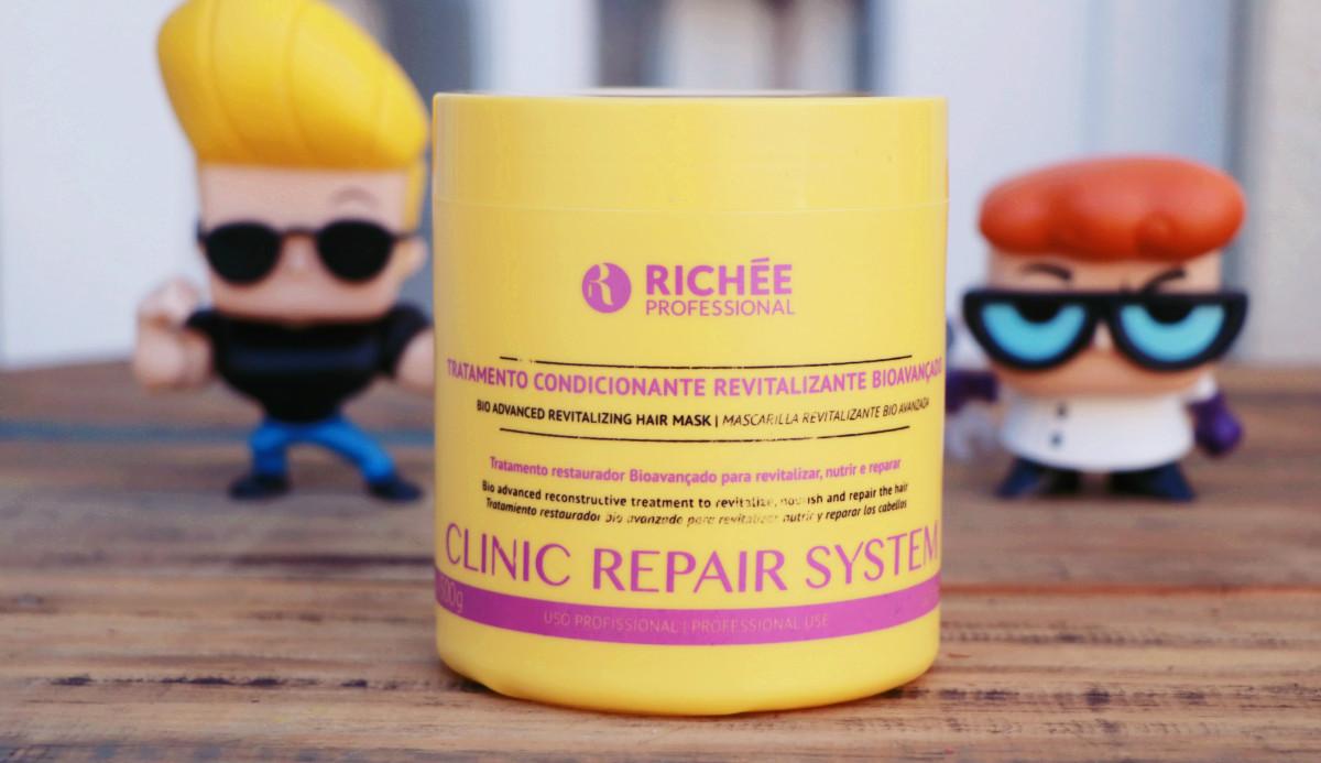 Resenha Máscara Repair System Richee
